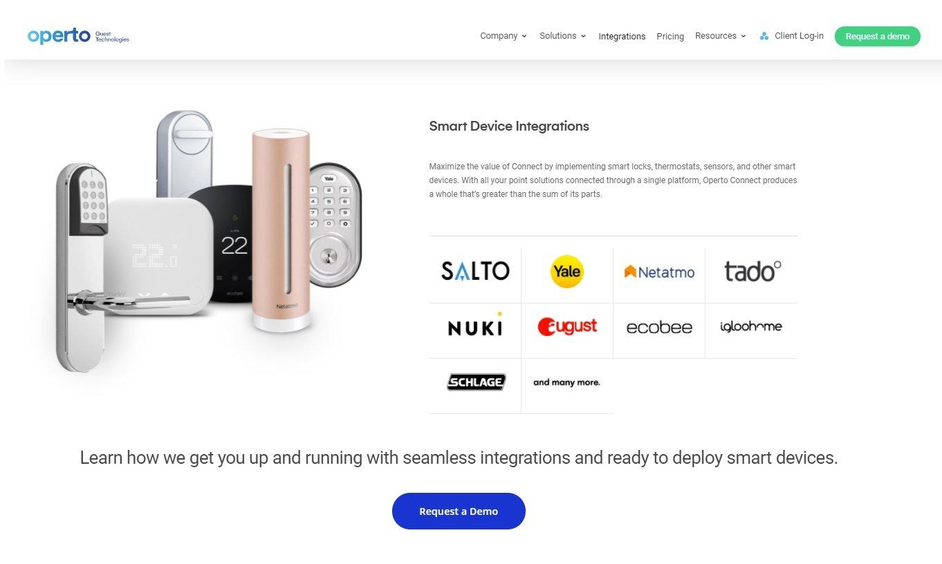 03_Operto smart device integrations
