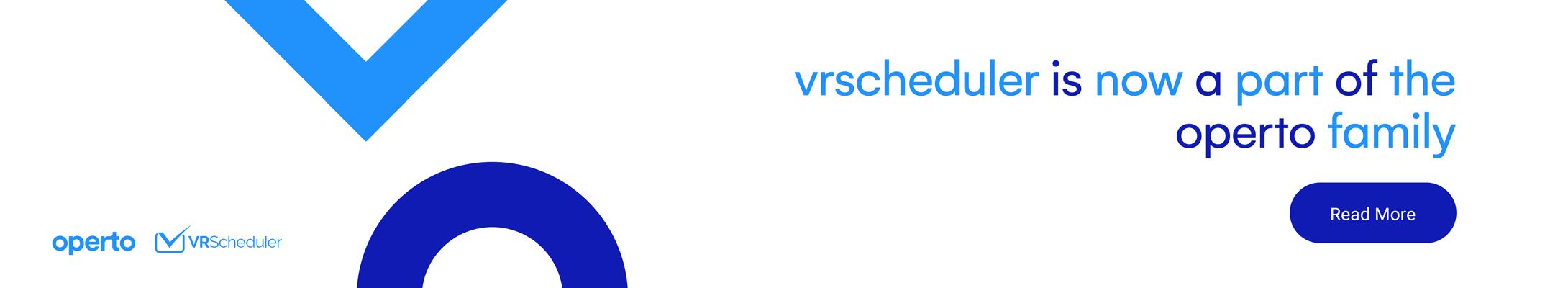 Operto acquires VRScheduler