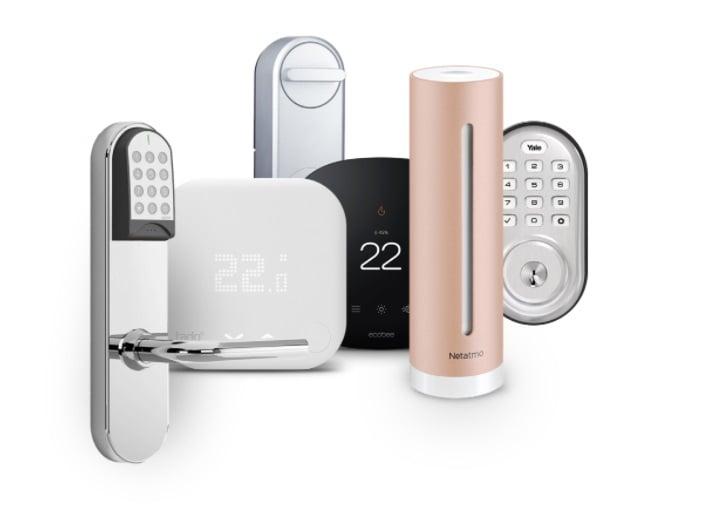 06_A screenshot of Operto's Smart Device integration options